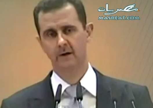 مقتل الرئيس بشار الاسد وزوجته - آخر اخبار احداث سوريا اليوم