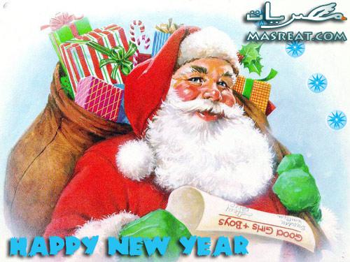 صور بابا نويل ليلة راس السنة