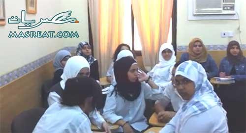 جدول امتحانات الشهادة الاعدادية 2018 الترم الثاني اخر العام