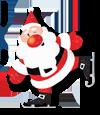 مسجات بابا نويل راس السنة 2014