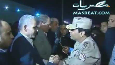 انصار بيت المقدس تهدد المصريين بالقتل بحالة ترشيح السيسي للرئاسة