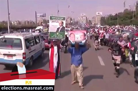 معرفة اللجنة الانتخابية لانتخابات الرئاسة بالاسم