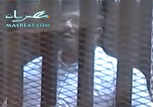 مشاهدة يوتيوب فيديو تسجيل جلسة محاكمة محمد مرسي الاخيرة كاملة