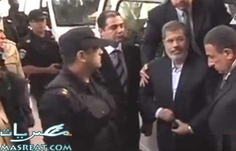 اخبار احداث محاكمة محمد مرسي اليوم بث مباشر بالصور والفيديو الان