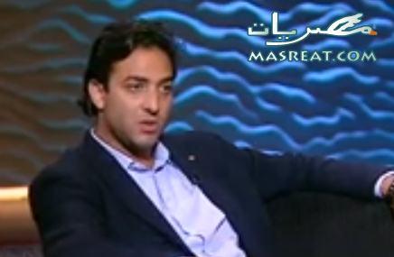 احمد حسام ميدو مدرب فريق نادي الزمالك الجديد ومديره الفني