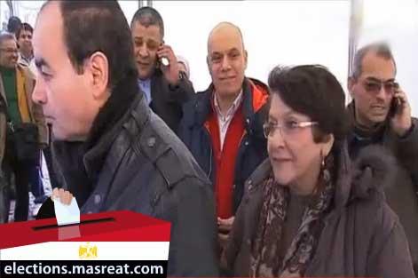 نتيجة الاستفتاء على الدستور 2014 نتائج تصويت المصريين في الخارج