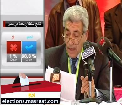 نتيجة الاستفتاء في الاسكندرية 2014 نتائج استفتاء الدستور في مصر