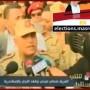الفريق صدقي صبحي يتفقد لجان استفتاء الدستور 2014 بالاسكندرية