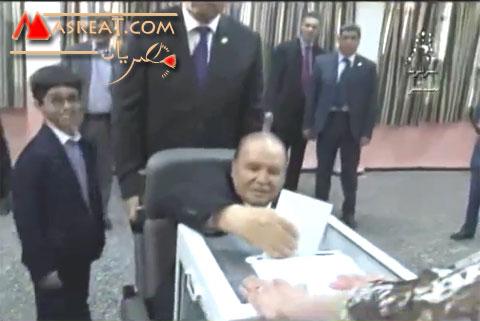اتهامات بتزوير نتائج الانتخابات الرئاسية الجزائرية