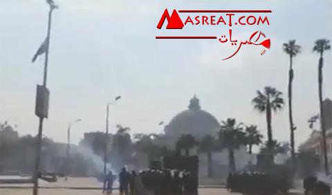 تحليل ابراهيم عيسى لحادث تفجيرات جامعة القاهرة