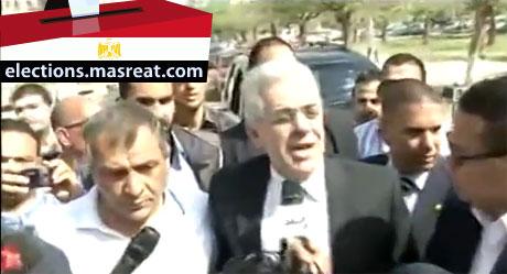 ترشح حمدين صباحي للرئاسة رسمياً بتقديمه للتوكيلات اليوم