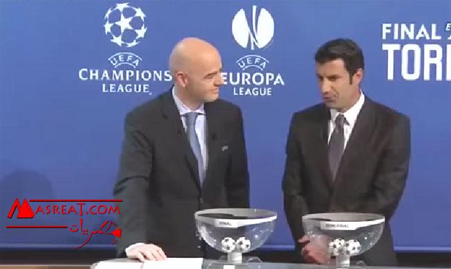 مواعيد مباريات نصف نهائي دوري ابطال اوروبا 2014