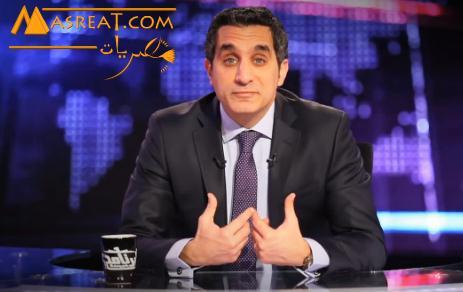 برنامج باسم يوسف البرنامج حلقة انتخابات الرئاسة