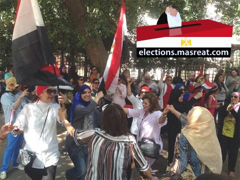 اليوم اجازة وعطلة رسمية بمناسبة الانتخابات الرئاسية 2014