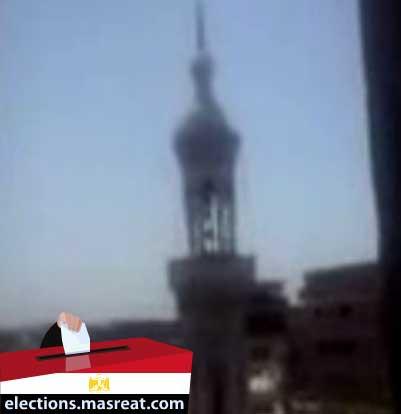 امام مسجد وانتخابات الرئاسة في مصر اليوم