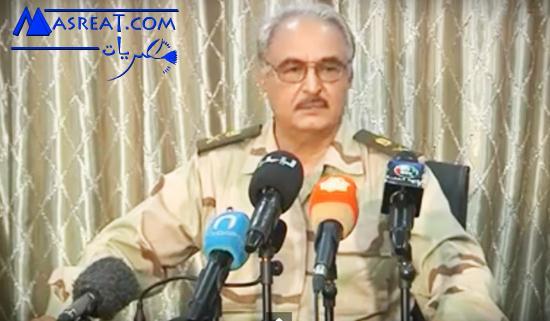 اخر اخبار ليبيا 2014 عملية الكرامة بقيادة اللواء خليفة حفتر