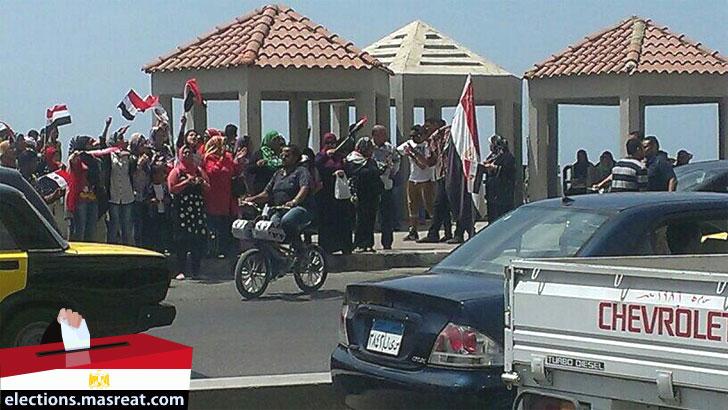 بالصور آخر اخبار الانتخابات الرئاسية المصرية 2014 اليوم