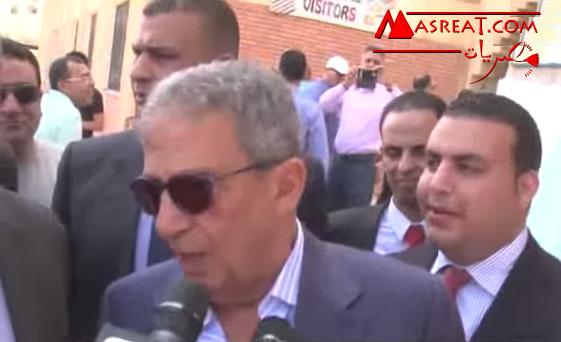 عمرو موسى رئيساً للوزراء او لمجلس النواب المصري الجديد