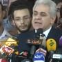 حمدين صباحي يطالب بالغاء نتائج تصويت يوم الانتخابات الثالث