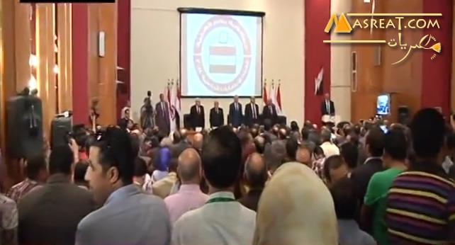 المشير عبد الفتاح السيسي رئيساً لمصر