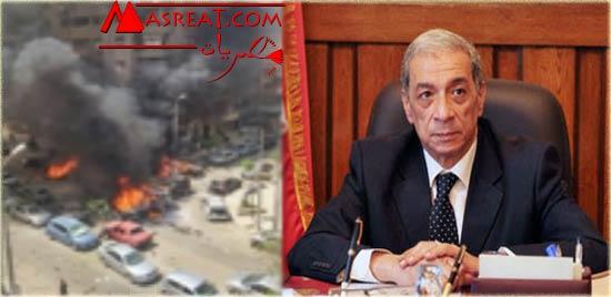 وفاة النائب العام المصري بعملية ارهابية والجنازة يوم الثلاثاء