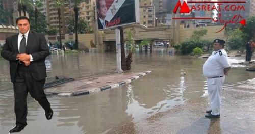 استقالة محافظ الاسكندرية هاني المسيري