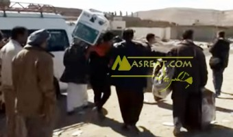 اخبار اختطاف مصريين في ليبيا
