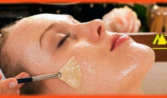 العناية بالبشرة ماسك العسل لتفتيح الوجه