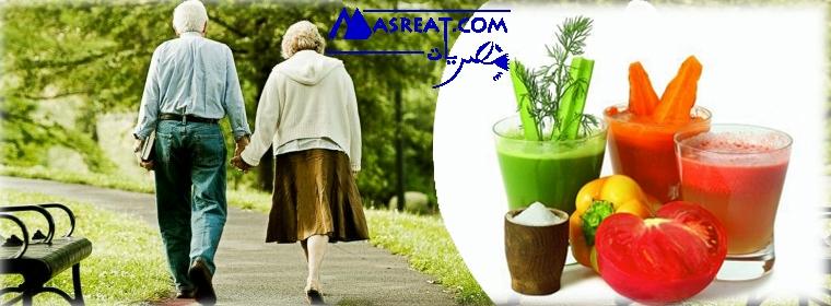 مقاومة امراض واعراض الشيخوخة