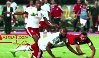 فيديو اهداف مباراة مصر والكونغو في تصفيات كأس العالم 2018