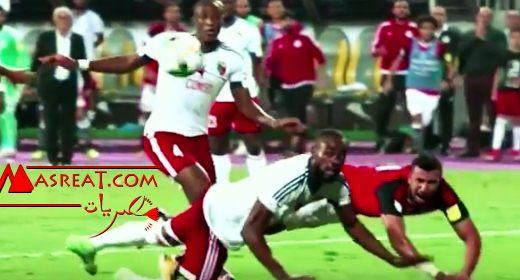 بالفيديو اهداف و ملخص مباراة مصر والكونغو بتصفيات كأس العالم 2018