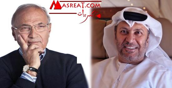 نفي انور قراقاش منع احمد شفيق من السفر