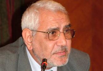 اعتقال اربعة قادة من الإخوان المسلمين من بينهم نائب المرشد العام