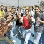 عيد الفطر شجع ملايين المصريين للخروج للحدائق والمتنزهات