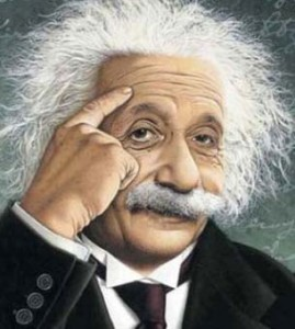 البرت انشتاين - النظرية النسبية