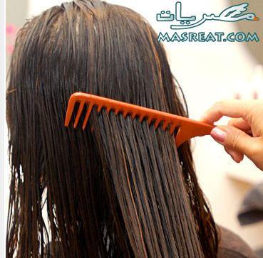الطريقة السليمة لتسريح الشعر