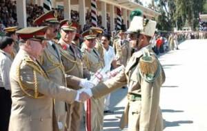 شروط التطوع في الجيش المصري