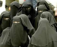 النقاب .. ملابس ضد القانون   قرار منع النقاب