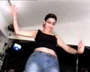 بنت رقص مصري خاص