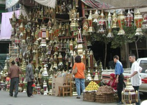 فانوس رمضان من ايام الفراعنة