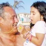 صورة فاروق الفيشاوي مع حفيدته | فيديو اغنية احمد الفيشاوي راب