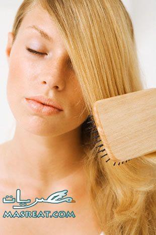 عالجي نفسك من مشاكل الشعر