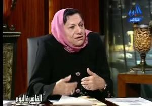 اعتماد خورشيد شاهدة على انحرافات صلاح نصر مع عمرو اديب