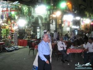 ليالي رمضان في القاهرة مع الصور