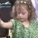 رقص شرقي الطفلة المعجزة
