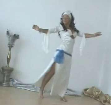 رقص منزل و تعليم رقص شرقي