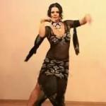 فيديو رقص شرقي عايدة حسن | رقص منزل بلدي جامد