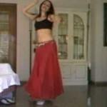 رقص خاص فيديو | رقص بلدي في المنزل | belly dance