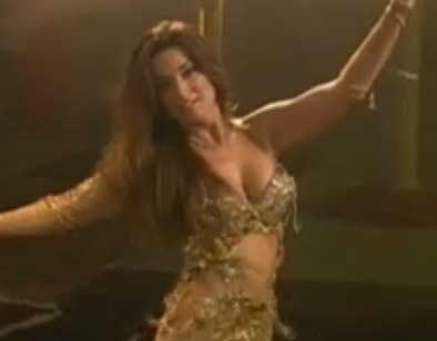 فيديو رقص شرقي خاص | رقص بلدي تحفة على اغنية ايهاب توفيق