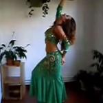 رقص منزل و رقص شرقي